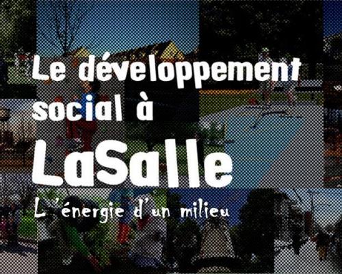 Plan LaSallois de développement social 2010-2015